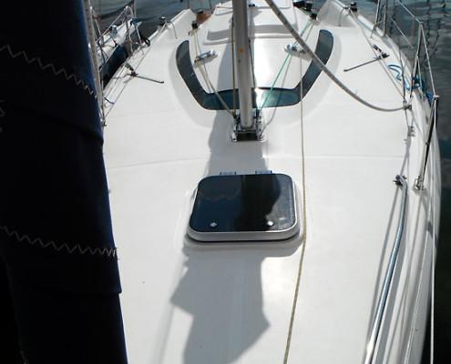 czarter jachtów na jezioraku